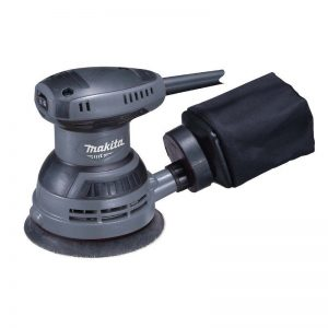 Makita 240W Random Orbital Sander 125mm (5″) MT Series
