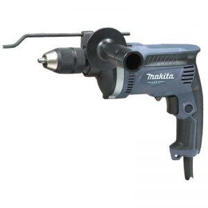 Makita Hammer Drill with Keyless Chuck 710W 13mm (1/2″)