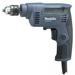 Makita MT Series High Speed Drill 230W 6.5mm (1/4″)