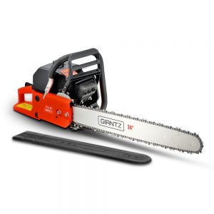 92CC Power Chainsaw 24″ Bar