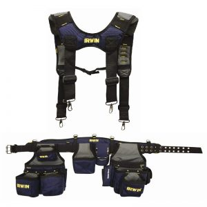 Ballistic Rig with Suspenders
