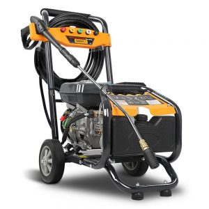 3 Lances 8HP 4800PSI 15m Hose High Pressure Washer