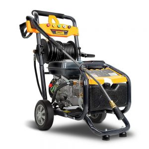 3 Lances 8HP 4800PSI 30m Hose High Pressure Washer