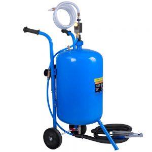 100lb Portable Soda Pressure Abrasive Upgrade Air Sandblaster