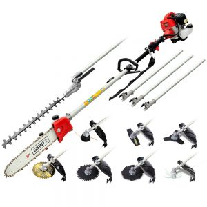62CC 9 in 1 Pole Chainsaw Set