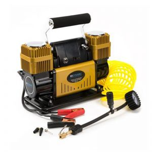 12V Air Compressor 300L/MIN – GOLD