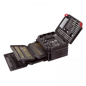 300 Piece Drill Bit Super Set