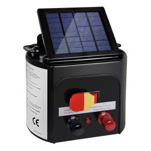5KM Solar Power Electric Fence Energiser