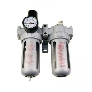 Air Filter, Regulator and Lubricator with Mount