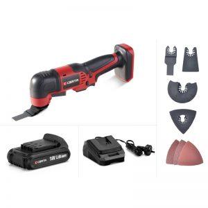 PowerPlus 18V Multi-tool Set