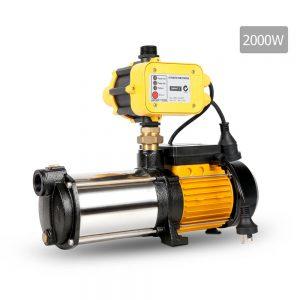4 Stage 2000W 7200L/H Flow Rate Pressure Pump