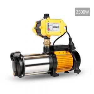 Weatherproof 2500W 9000L/H Flow Rate Pressure Pump