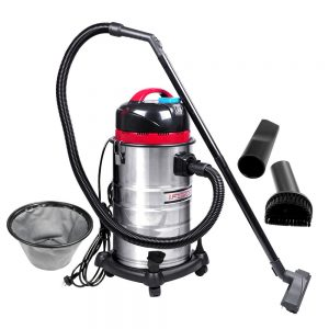 60L Bagless Dry Wet Vacuum Cleaner