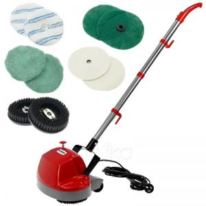 5-in-1 Home and Light Commercial Floor Polisher