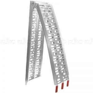 Single Heavy Duty Aluminium Trailer Ramp