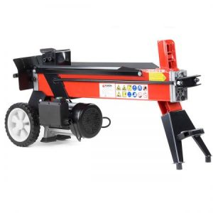 Electric 8 Ton Hydraulic Log Splitter