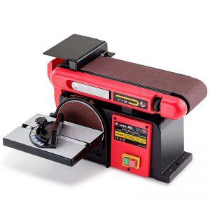 Baumr-AG Belt and Disc Sander