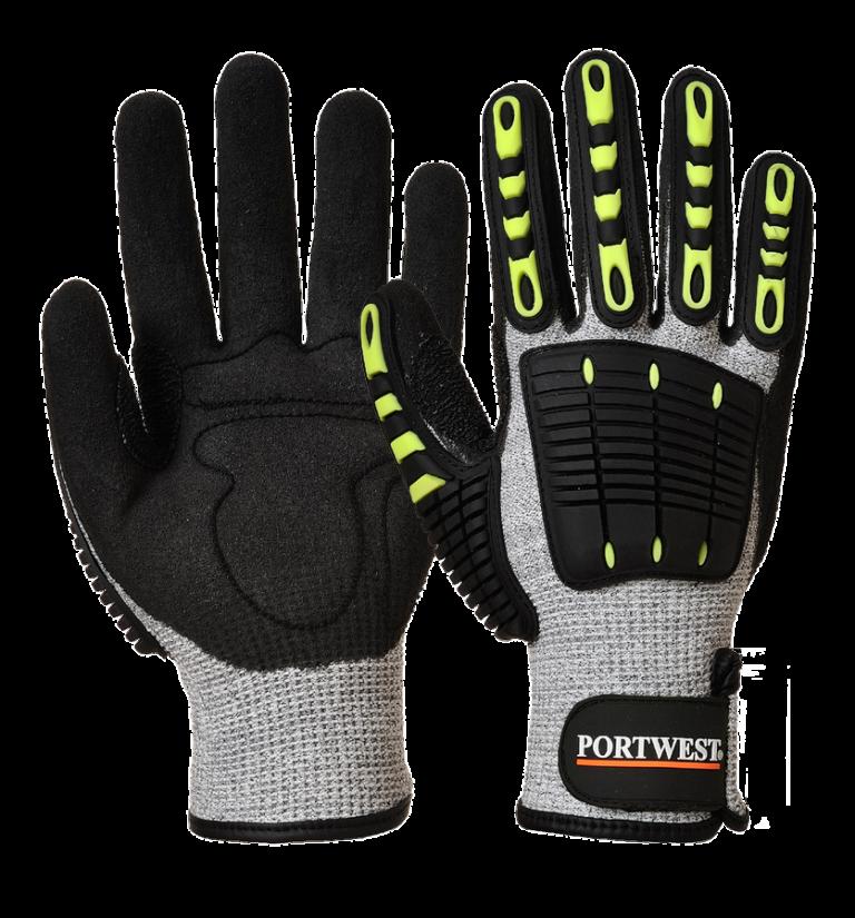 Anti Impact Cut Resistant Level 5 Glove 1 Pair