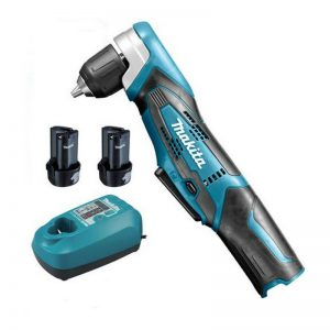 Cordless Angle Driver Drill with Keyless Chuck