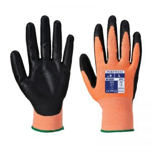 Amber Cut Resistant 3 Safety Gloves