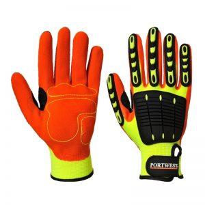 Anti Impact Grip Safety Gloves