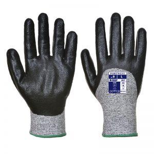 Cut Resistant 5 3/4 Nitrile Foam Safety Gloves