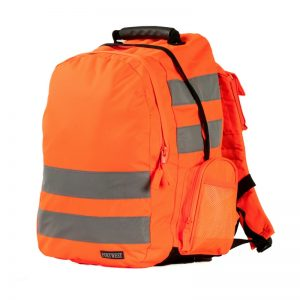 Hi-Vis Rucksack – Orange