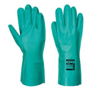 Nitrosafe Chemical Gauntlet Safety Gloves