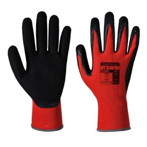 Red Cut Resistant 1 Safety Gloves