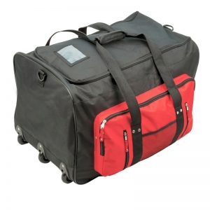 Multi-Pocket Trolley Bag