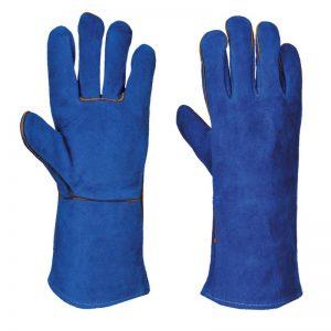 Welders Gauntlet Safety Gloves