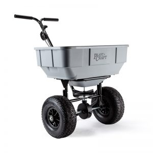 2-in-1 Push/Tow Broadcast Spreader