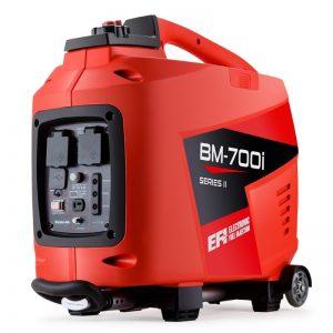 Portable 3,700W Petrol Inverter Generator