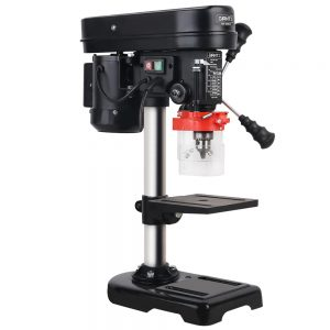400W 5 Speed Power Bench Drill Press