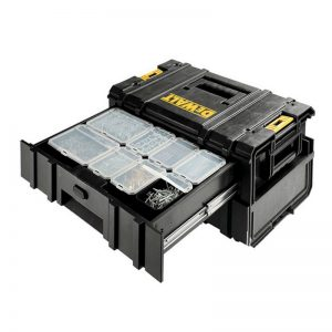 Dewalt TSTAK Tough System 2 Drawer Box