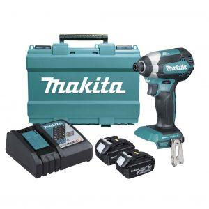 Makita 18V Brushless Cordless Impact Driver Kit