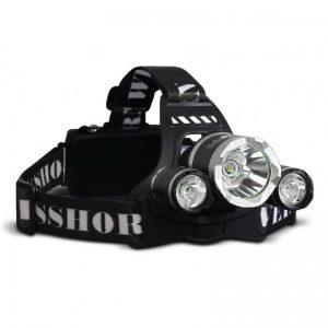 4 Mode LED Flash Torch Headlamp