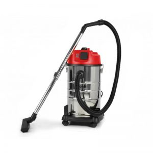 Pronti 30L Stainless Steel Wet Dry Vacuum Cleaner