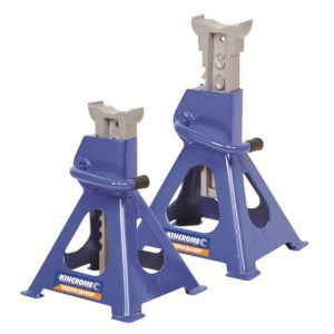 Kincrome 2 Piece Ratchet Jack Stands 2000KG
