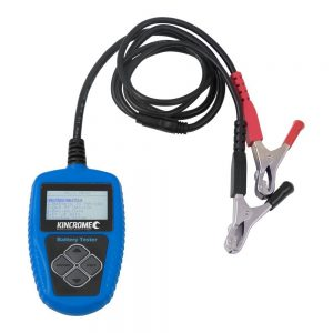 Kincrome 12V DC Battery Tester Analyzer