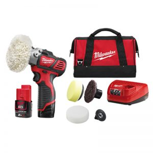 Milwaukee 12V Lithium Ion Polisher / Sander Kit