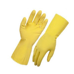 Waterproof Rubber Washing Gloves