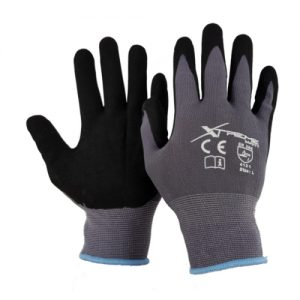 120 Pairs Xtreme Nitrile Safety Gloves
