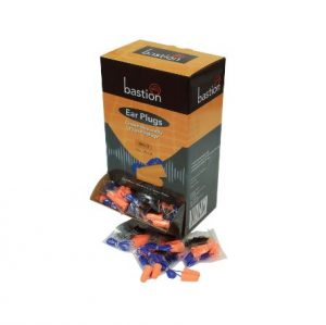 Disposable Foam Corded Ear Plugs 100 pairs