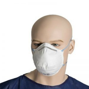 20x P2 Dust Mask Respirator with No Valve