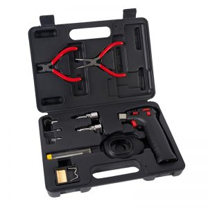 Hot Devil 11 Piece Torch and Soldering Iron Trade Kit