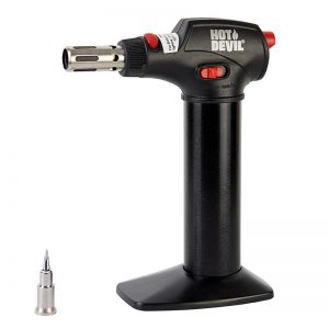 Hot Devil 3 in 1 Gas Torch / Soldering Iron