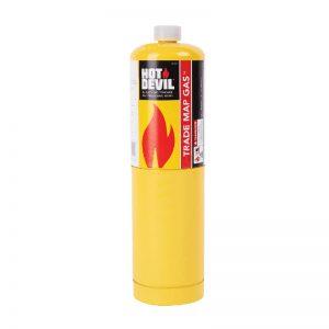 HOT DEVIL Trade Map Gas Cylinder 400g