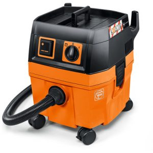 Fein 1380W Wet and Dry Vacuum 25L Dust Extractor
