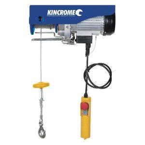 KINCROME 1300W Electric Lifting Hoist 400-800KG